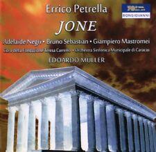 Errico PETRELLA / Jone, o l'ultimo giorno di Pompei / (2 CD) / Neuf