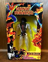 "Iceman Vintage Marvel Universe 10"" Action Figure New 1997 Toybiz 90s X-Men"