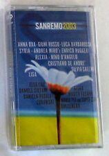 VARI - SANREMO 2003 - Musicassetta Sigillata MC K7