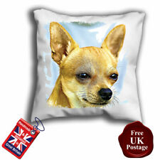 Chiwawa Dog Cushion Cover Design Choice of sizes Handmade