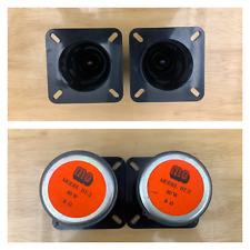 PAIR! CV Cerwin Vega Horn Tweeter fits CS5 C5G D1 D2 D3 D5 D7 D8 D9 - MG BT-2