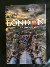 London: A History in Verse by Harvard University Press (Hardback, 2012)