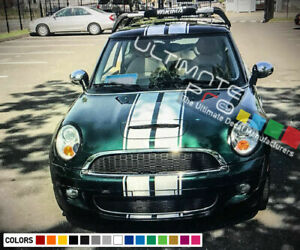 Full Stripe Kit for Mini Cooper S JCW F55 R60 R52 R53 R54 R56 R57 R58 R59 Works
