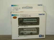 Isuzu Bus (2x) - Tomytec 1:150 in Box *45491