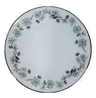 "Noritake Pinetta Bread Salad Plate Only 5689 Japan 6.5"" Pine Cone Design 1 ct"