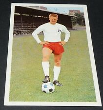 SCHULZ HAMBOURG HAMBURG HSV FUSSBALL 1966 1967 FOOTBALL CARD BUNDESLIGA PANINI