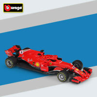 Bburago 2018 1:43 Ferrari F1 SF71H Racing car 5# Sebastian Vettel Diecast Toys