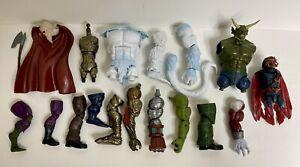 Marvel Legends BAF Piece Lot Build A Figure Parts LOT
