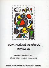 Documento para Album de 15 Anillas Mundial de Futbol España 1982 (DG-3)
