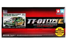 Tamiya 58638 1/10 RC Car Kit TT01E Mereceds Benz 190E 2.5-16 Evo II DTM w/ESC