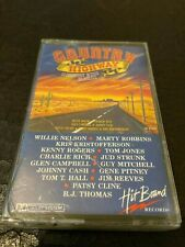 Country Highway 16 Music Classics cassette tape Johnny Cash Willie Nelson Rock