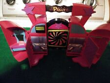 Polly Pocket Music Disco Stage And Dressing Room Fashion Stage