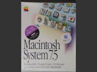 Vintage Mac 7 Floppy Disks Apple Macintosh SOFTWEAR