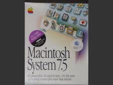 Vintage Mac 7 disquettes Apple Macintosh Softwear