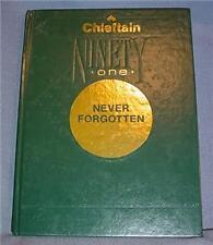 High School Yearbook 1991 Kewaskum Wis Chieftain Annual