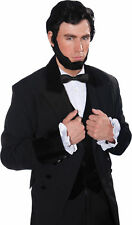 Adulte President ABE Lincoln Perruque et Costume FM69841