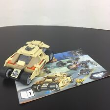 19C Real LEGO Lego DC Superheroes 76001 BANE TUMBLER VEHICLE ONLY No Minifig