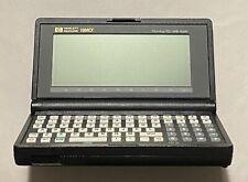 Vintage Hp 1000Cx Palmtop Pc w/ 1Mb Ram