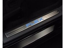 2009-2016 FORD FLEX Illuminated Door Sill Plates - Black
