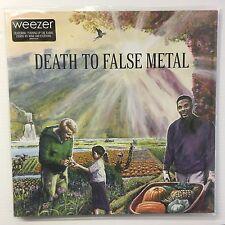 Weezer - Death To False Metal LP Record Vinyl - BRAND NEW - 180 Gram