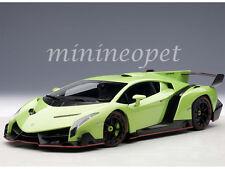 AUTOART 74509 LAMBORGHINI VENENO 1/18 DIECAST MODEL CAR GREEN