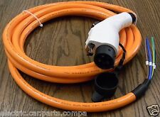 J1772 Plug with 5m-16ft UL rated cable - Level 2 - 30/32A 120/240V - USA Stock!