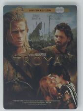 TROYA LIMITED EDITION CAJA METÁLICA 2 DVD