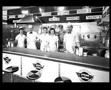 1948 Steak n Shake Diner PHOTO Vintage Restaurant Burger Joint Shakes Soda Shop