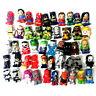 "random Lot 50PCS Ooshies DC Marvel TMNT Batman Joker collect figure 1.5"" toy"