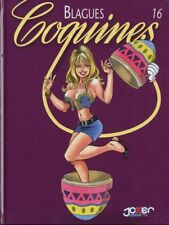 BD adultes Blagues Coquines Blagues Coquines, Tome 16