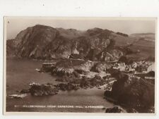 Hillsborough From Capstone Hill Ilfracombe Vintage RP Postcard 630a