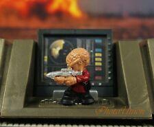 Hasbro Fighter Pods Micro Hereos Star Trek CASK S1-25 Cake Topper Figure K1281B6