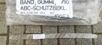 Abc Schutzanzug ZODIAK Riemen Gummibänder Lagerware Bebänderung