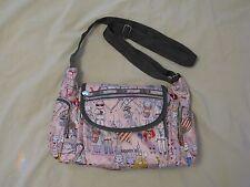 LeSportsac 'Fifi Lapin' Sweethearts Print Everyday Crossbody Bag - Rare & HTF