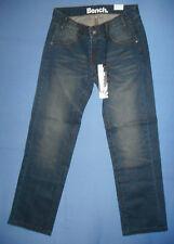 Genuine NEW BENCH  - Ladies Mayfield Dark Blue Denim Jeans - W29 L32