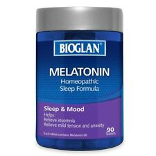 Bioglan Melatonin 90 Tablets (Homeopathic Formula)