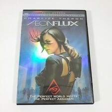 Aeon Flux Special Collectors Ed Dvd 2005 Charlize Theron Jonny Lee Miller