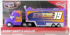 CARS 3 - BOBBY SWIFT'S HAULER - CAMION OCTANE GAIN Mattel Disney Pixar