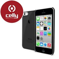 CELLY Gelskin Case For iPhone 5C Soft Silicone Slim Protective Cover Shockproof