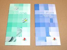 Playstation 1 2 PS Power Line Games Info : Spyro Crash Bash MGS 2 Final Fantasy