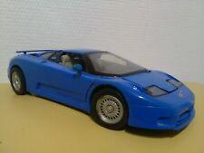 Bugatti 3B110 bleu Anson 1/18