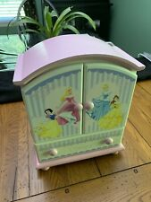 Disney Princess Jewelry Box