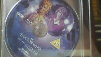 Doctor Who BBC Saison 18 Blu-Ray The Loisirs Hive (Original Disque Only) Tom