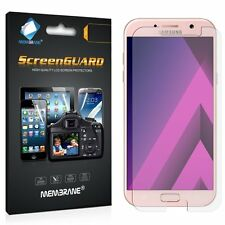 3 x Clear LCD Screen Protector Film Foil Saver For Samsung Galaxy A3 2017