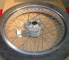 1979 Honda GL1000 Goldwing Gold Wing Front  Wheel 19'' w axle # 5771