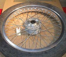 1979 Honda GL1000 Goldwing Gold Wing Front  Wheel 19'' w axle # 5771