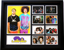 New LMFAO Signed Limited Edition Memorabilia Framed
