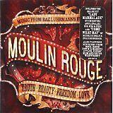 BOWIE David, AGUILERA Christina... - Moulin Rouge - CD Album
