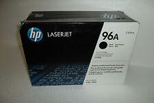 HP 96A Black Toner Cartridge 5000 Page-Yield 2100 2100tn 2200dn C4096A OEM NEW