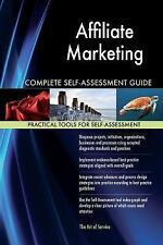 Affiliate Marketing Complete Self-Assessment Guide by Gerardus Blokdyk (2017,...